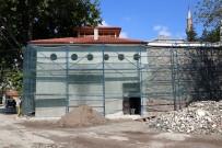 Tarihi Hamam Tuz Rehabilitasyon Merkezine Dönüşüyor