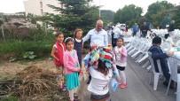 'Toplu İftarlar Çocuklarımızı Eğitiyor'