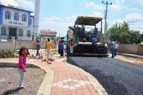 YAZıBAŞı - Torbalı'da Asfaltlama Seferberliği