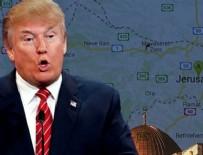 TEL AVIV - Trump'ın kararı Filistin'de olumlu karşılandı