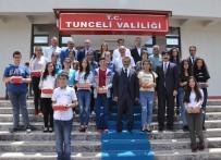Tunceli'de TEOG'da 17 Birinci Çıktı