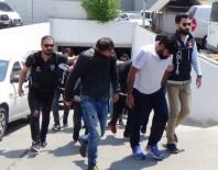 RUHSATSIZ SİLAH - Uyuşturucu Ticaretinden Gözaltına Alınan 36 Kişiden 27'Si Adliyeye Sevk Edildi