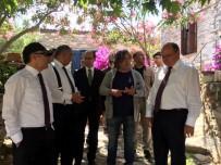AHMET ALTIPARMAK - Valilerden Söke'nin Tarihi Rum Köyü Doğanbey'e Sürpriz Ziyaret