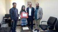 NECİP FAZIL KISAKÜREK - Vanlı Öğrenci Türkiye Üçüncüsü Oldu