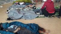 DERA - Yola Döşenen Patlayıcı İnfilak Etti Açıklaması 15 Ölü