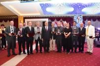 MUSTAFA ÜNAL - '2. Altın Kiraz' Ödülleri Sahiplerini Buldu