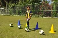 ORÇUN - 3 Yaşında Topla Tanıştı, 9 Yaşında Fenerbahçe Altyapısına Çağrıldı