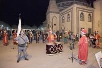 ULU CAMİİ - Ahlat'ta Mehteran Gösterisi İlgi Gördü