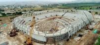 AKHİSAR BELEDİYESPOR - Akhisar Belediyespor, Yeni Stadın Kombinelerini Satışa Sunacak