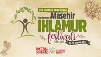 DANS GÖSTERİSİ - Ataşehir'de Ihlamur Festivali Başlıyor