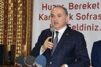 FEVAI ARSLAN - Bakan Özlü Açıklaması 'Savaşlar İslam Coğrafyasını Yetimler Üreten Bir Merkeze Dönüştürdü'