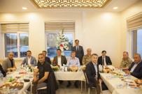 BÜLENT TEKBıYıKOĞLU - Bitlis Protokolü Ahlat'ta Ki İftarda Buluştu