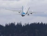 HAVAYOLU ŞİRKETİ - Boeing, İran'a 60 adet yolcu jeti sattı