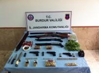 KARASENIR - Burdur'da Hint Keneviri Operasyonu