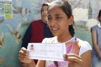 GİRİŞ BELGESİ - Bursluluk Sınavında Mağdur Olan Küçük Kızın Gözyaşları