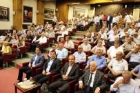 BÜLENT ARINÇ - CHP İl Danışma Kurulu Toplantısı Yapıldı