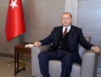 Cumhurbaşkanı Erdoğan'dan Katar krizi mesajı