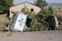 Elazığ'da Trafik Kazası  Açıklaması 1 Yaralı