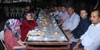 MUSTAFA VURAL - Erzin'de, Yetimlere İftar Yemeği Verildi
