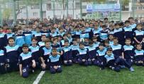 SADIK AHMET - Futbolun Yeni Yıldızları Yıldırım'da Yetişecek
