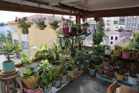 BUCA BELEDİYESİ - İşte Buca'nın En Güzel Balkonu