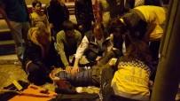 KALICI KONUTLAR - Kazada Yaralandı, Kesilecek Cezayı Sordu
