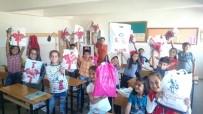 BALABAN - Kentten Kırsala Her Öğrenciye Karne Hediyesi