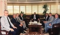 GÜNAY ÖZDEMIR - Keşan'a Kurulacak OSB İçin Ankara'ya Çıkarma