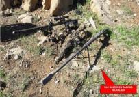 BEYTÜŞŞEBAP - Mehmetçik Kato'da Teröristlere Ağır Darbe Vurdu