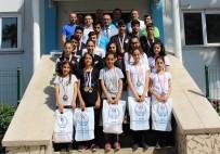 HASAN ÖZTÜRK - Mersinli Minik Taekwondocular Türkiye Şampiyonasından Madalyalarla Döndü