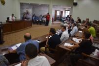 İSABEYLI - Nazilli Belediye Meclisi Haziran Ayı Olağan Toplantısı Yapıldı