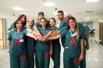 ATATÜRK EĞİTİM VE ARAŞTIRMA HASTANESİ - Avrupa'nın 'Kahraman Hemşiresi'ne Türk Aday