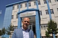 SOSYAL BILGILER - Rektör Özcan, LYS Sınavı Öncesinde Kampus İçerisinde İnşaatları Durdurdu