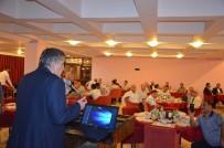 HARRAN ÜNIVERSITESI - Stk'lar Harran Üniversitesinin İftarında Buluştu