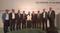 İSTANBUL TICARET ODASı - Taşkesenlioğlu'ndan MÜSİAD Yönetimine Sahur