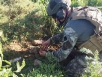 TSK - Teröristlerin helikopterlere saldırı düzeneği imha edildi