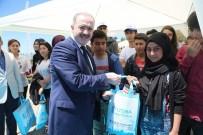 İŞİTME CİHAZI - Tuşba Belediyesi'nin Ödüllü 'Atık Pil Toplama' Yarışması Sonuçlandı