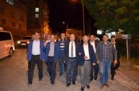 VEDAT DEMİRÖZ - Vedat Demiröz Adilcevaz'da İftar Programına Katıldı