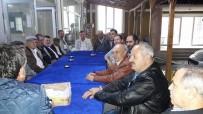 VEZIRHAN - Vezirhan'da Teravih Namazı Sonrası Çay İkramı Yapıldı