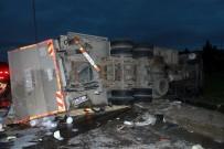 Yalova'da Zincirleme Kaza; Facianın Eşiğinden Dönüldü Açıklaması 3 Yaralı
