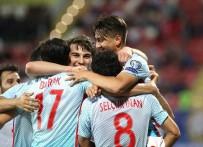 İSMAIL KÖYBAŞı - 2018 FIFA Dünya Kupası Elemeleri