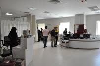250 Yataklı Sorgun Devlet Hastanesi Hasta Kabulüne Başladı