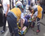 MECIDIYE - Afyonkarahisar'da Trafik Kazası Açıklaması 1 Yaralı