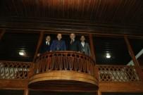 İBRAHIM ŞAHIN - Ahşaptan Yapılan İnikli Camii Gerdanlığına Kavuştu