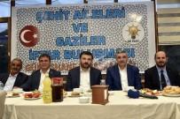 AK Parti'den Şehit Aileleri Ve Gazilere İftar Programı