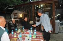 MUSTAFA BALOĞLU - Akşehir Belediyesinden Kardeşlik İftarı