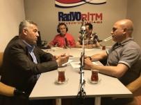 ALİ KORKUT - Ali Korkut, Radyo Ritm'e Konuk Oldu