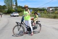EDREMİT KÖRFEZİ - Ayvalık'ta Doğa İçin Pedal