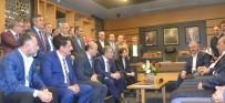 ULAŞTIRMA DENİZCİLİK VE HABERLEŞME BAKANI - Bakan Arslan'dan Altınova Belediyesi'ne Ziyaret