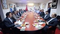 FEVAI ARSLAN - Bakan Özlü, Düzce Yatırımları Toplantısına Katıldı